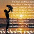 Poemas Hermosos Para Regalar a Papá En Su Día