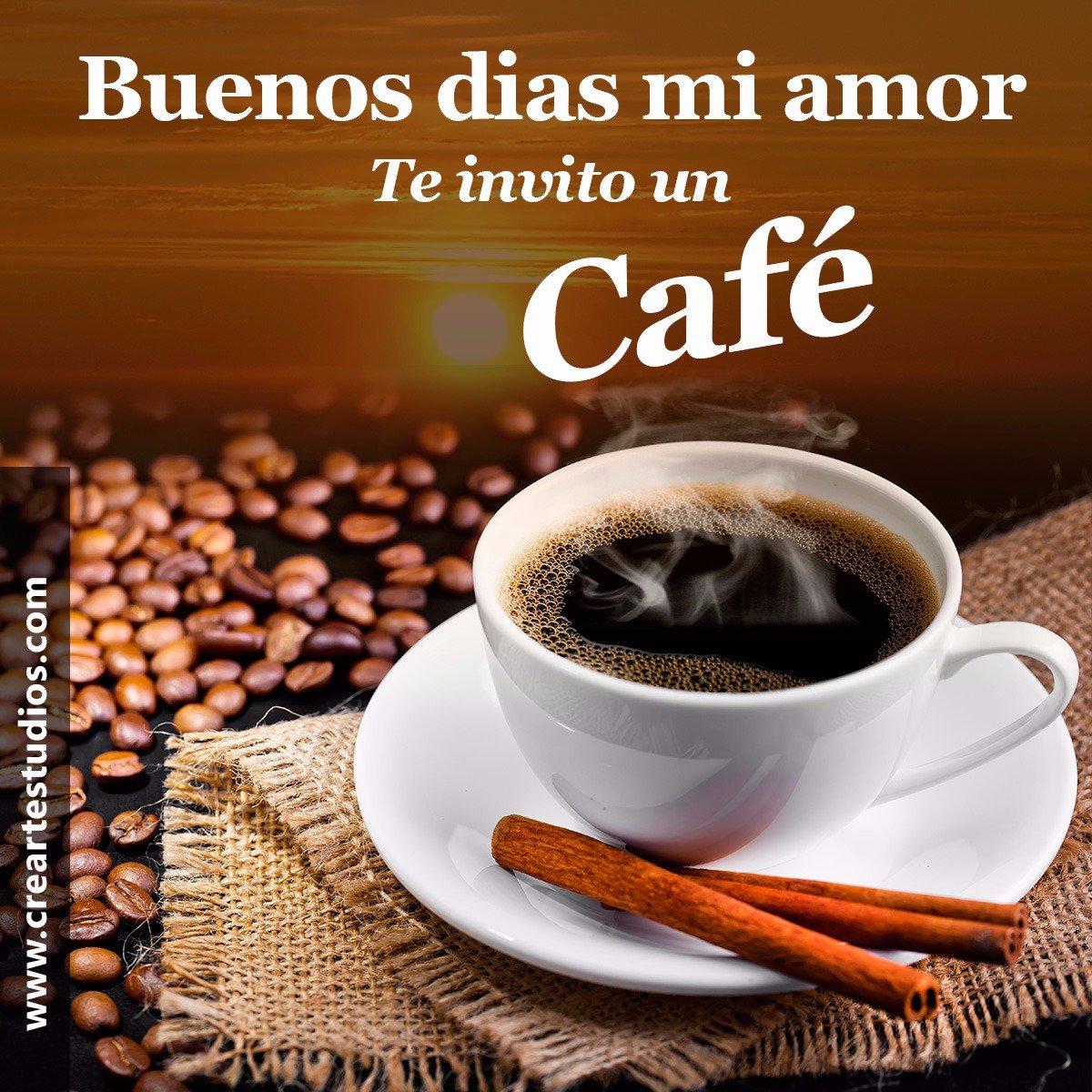 Rico Café Para Dar Los Buenos Días
