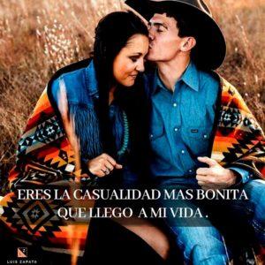 Hermosas Imágenes Con Frases De Amor Vaquero