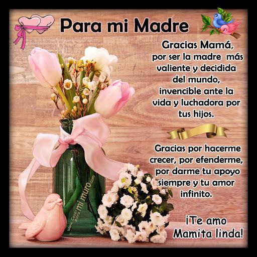 Imágenes Con Poemas De Amor a Mi Madre