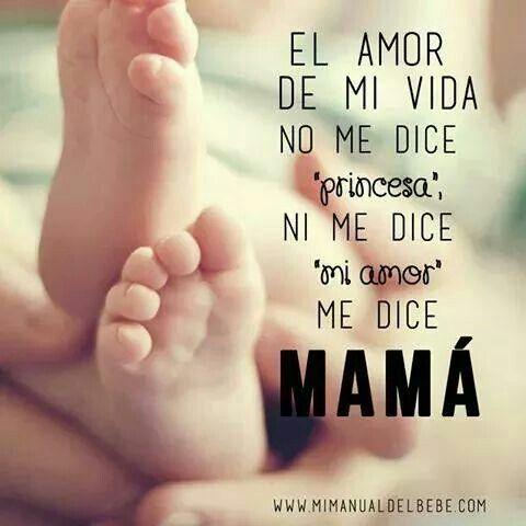Imágenes Con Frases De Amor Para Mi Bebé